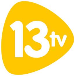 13 TV Logo